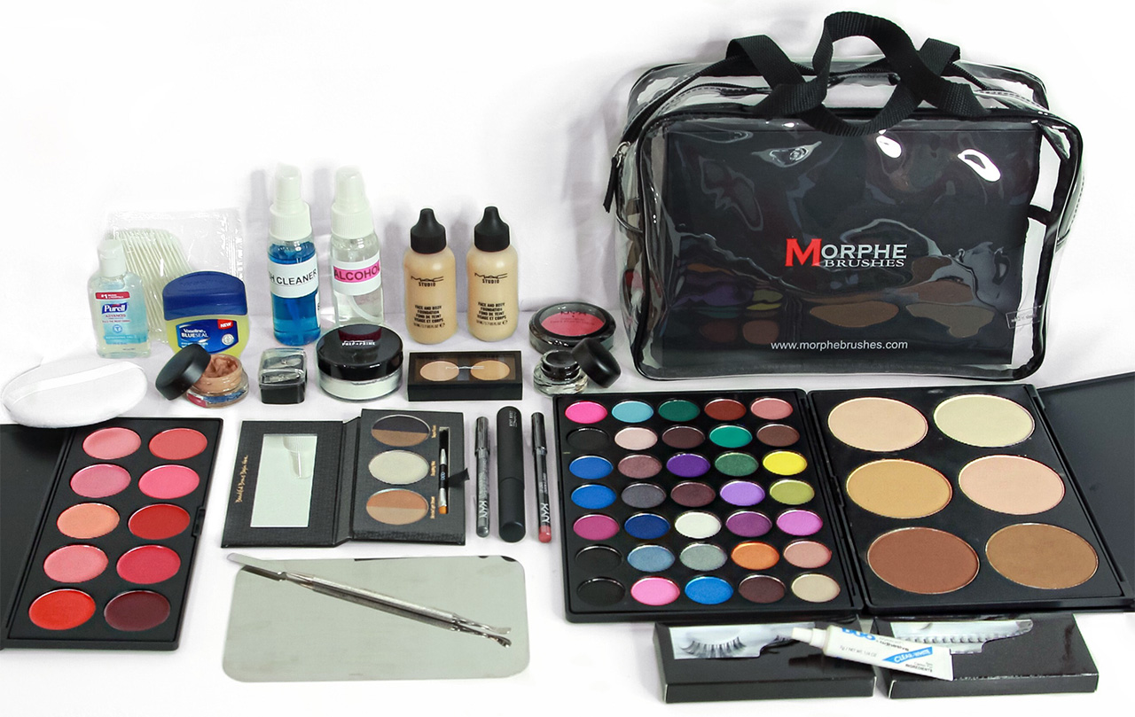 chicstudios la makeup kit